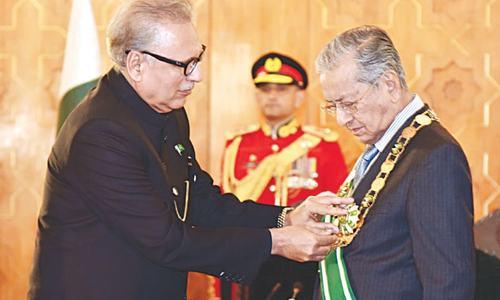 Pakistan, Malaysia condemn rising Islamophobia