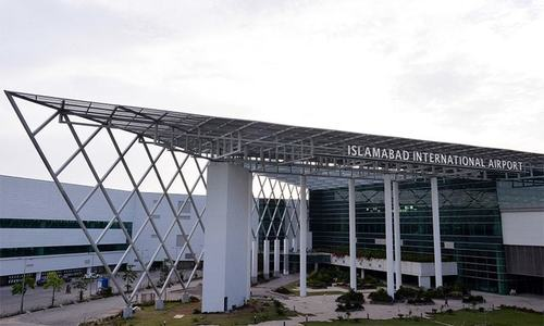 Islamabad International Airport to remain closed for four hours today