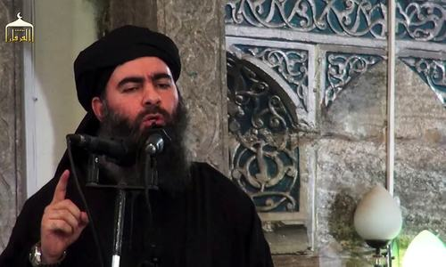 As the 'caliphate' ends, where is its leader Baghdadi?