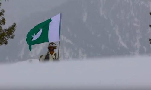 جذبہ حب الوطنی بڑھانے والے پاک فوج اور فضائیہ کے نغمے