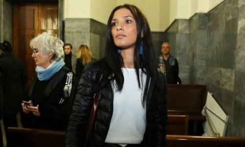 'فحش پارٹیوں کی عینی گواہ ماڈل کا قتل زہریلے کیمیکل سے نہیں ہوا'