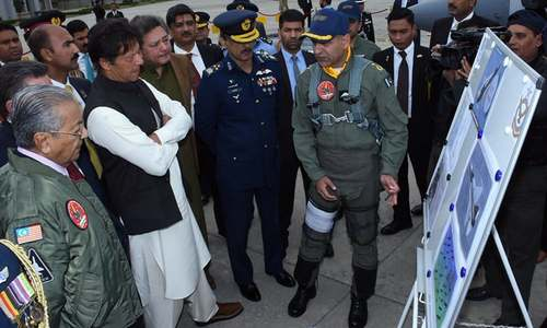 Malaysian PM Mahathir Mohamad departs as Pakistan visit comes to an end