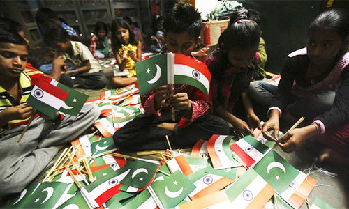 Islamabad's overtures are constructive thinking, India told