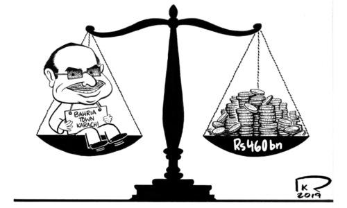 Cartoon: 24 March, 2019