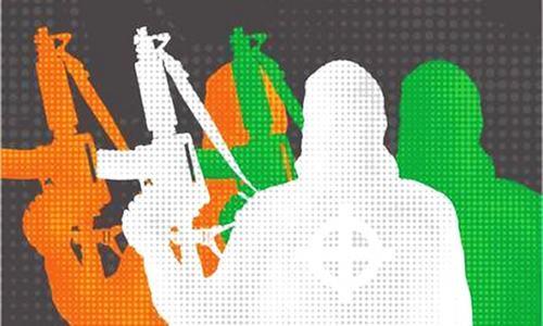 Smokers' corner: White radicalism vs Muslim extremism