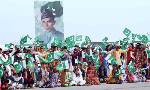 Pakistan Day celebrated across Balochistan