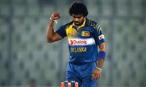 Malinga to retire after next year's Twenty20 World Cup