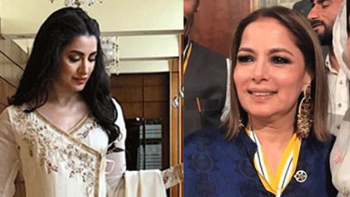 7 artists including Mehwish Hayat and Babra Sharif receive civil awards on Pakistan Day
