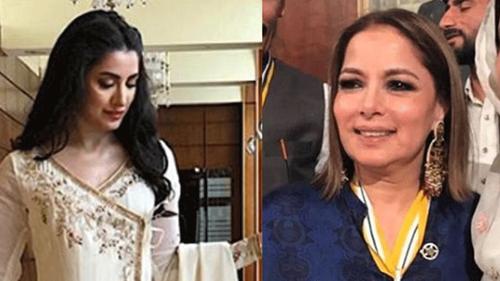 8 artists including Mehwish Hayat and Babra Sharif receive civil awards on Pakistan Day
