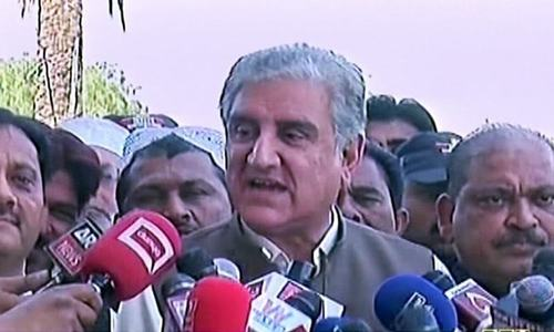 'Mere statements do not solve problems': Qureshi invites Bilawal to discuss NAP