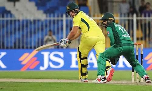 Fantastic Finch punishes Pakistan as Australia win second ODI by 8 wickets