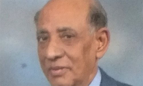 Dawn's former news editor Jamil Akhtar passes away