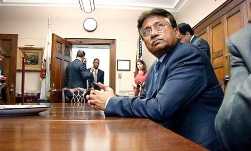 پرویز مشرف پر بنی فلم 'انشاء اللہ ڈیموکریسی' کی نمائش
