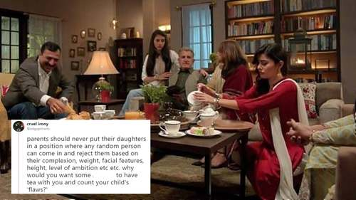 People on social media are speaking out against the toxic side of Pakistan's rishta culture