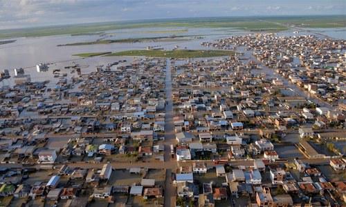 ایران میں سیلاب سے 17 افراد جاں بحق، 74 زخمی