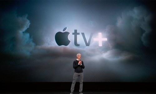 ایپل کا نیٹ فلیکس کے مقابلے میں ویڈیو اسٹریمنگ سروس لانے کا اعلان