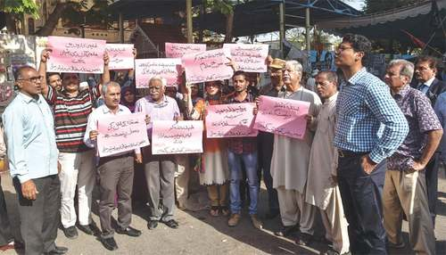 Prof Hameed's murder condemned, restoration of student unions urged