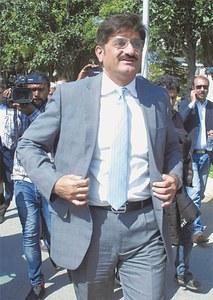 After Zardari & Bilawal, Sindh CM faces NAB probe team