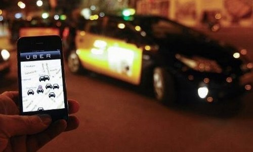 Uber drives Middle East mapping push ahead of IPO