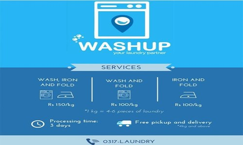 """We want to disrupt the laundry market in Pakistan"""