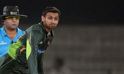 Malik under fire for post-match statement