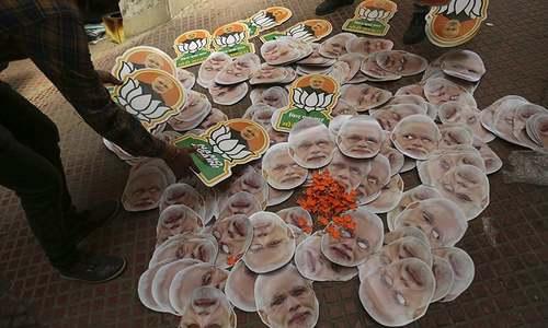 India seizes cash, drugs and booze worth $70mn in pre-vote crackdown