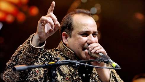 Rahat Fateh Ali Khan will receive an honourary degree from Oxford University