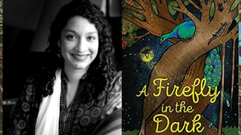 Shazaf Haider's 'A Firefly In The Dark' wins Children's Choice Award at Indian lit fest
