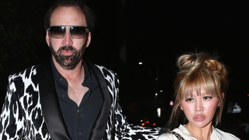 Nicolas Cage files for marriage annulment 4 days after tying the knot
