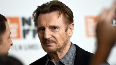 Liam Neeson apologises for violent racist remarks