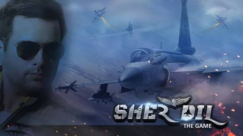 You can now play Mikaal Zulfikar's character in the Sherdil mobile game