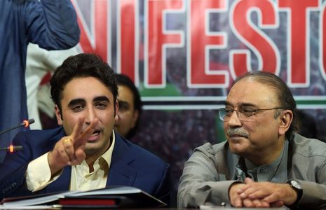 Bilawal's two-fold challenge: to emerge as a leader but one who is completely different from his father