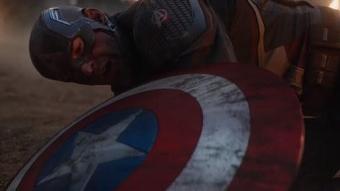 Captain America gets his shield back in latest Endgame trailer