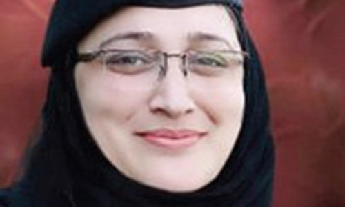 KP Police training school gets first woman principal