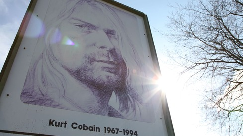 Deified as the voice of his generation, Kurt Cobain lives on