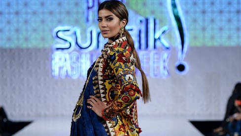 Nomi Ansari is showing an athleisure collection and other revelations about PSFW
