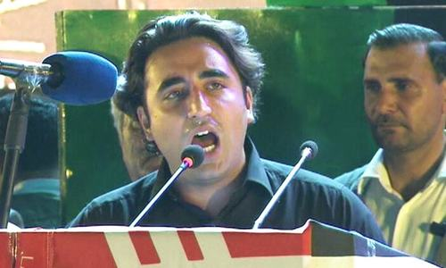 Bilawal warns PM not to try and repeal the 18th Amendment. ─ DawnNewsTV