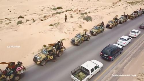 Libya strongman Haftar orders 'advance' on Tripoli