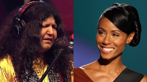 Abida Parveen, Rahat Fateh Khan get some serious love from Hollywood star Jada Pinkett Smith