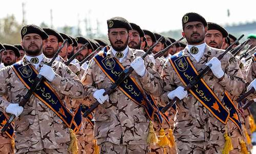 Iran will retaliate in kind if US designates Revolutionary Guards as terrorists: lawmakers