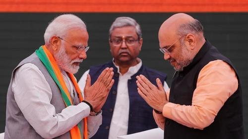 BJP releases election manifesto, vows to strip Kashmiris of special rights