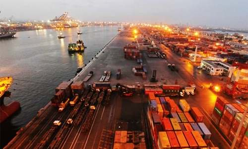Trade deficit dips 14pc to $23.4bn in nine months