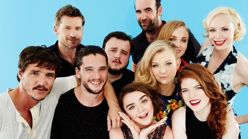 Game of Thrones cast share their favourite moments and it's just precious