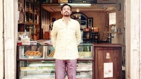 Irrfan Khan shares his first look from Angrezi Medium
