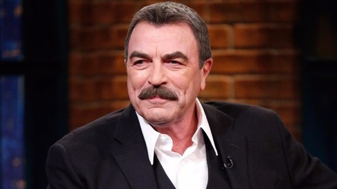 Tom Selleck aka Dr. Richard from Friends is writing a memoir