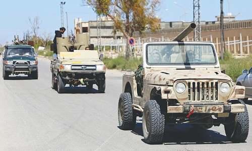 UN postpones Libya talks as fighting rages