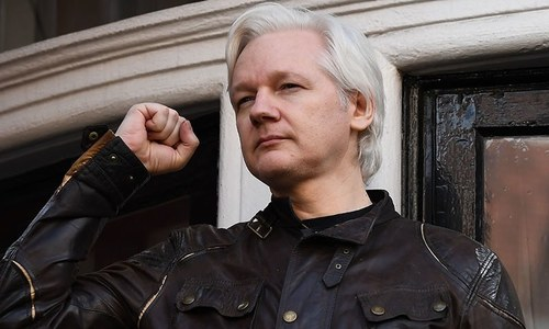 Wikileaks' Julian Assange arrested in London; US charge unveiled