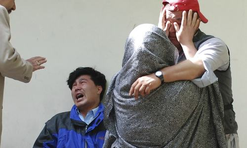 20 killed, 48 injured in attack targeting Hazara community in Quetta