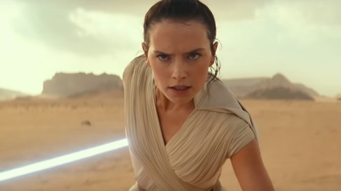 Star Wars saga comes to an end with 'Rise of Skywalker'. Watch its trailer here