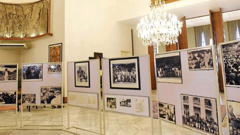 President House opens its doors for a historical exhibition